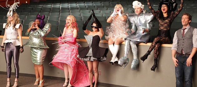 Pull A Glee And Dress Up In Your Favorite Gaga Outfit Then Bar Hop